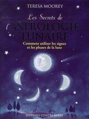 Les secrets de l'astrologie lunaire - Intérieur - Format classique