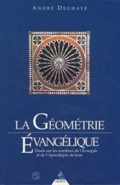 La geometrie evangelique - Couverture - Format classique