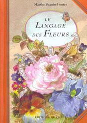 Le Langage Des Fleurs - Intérieur - Format classique