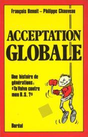 Acceptation globale - Couverture - Format classique