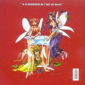 La Legende Des Confitures - 4ème de couverture - Format classique