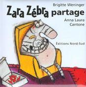 Zara Zebra Partage - Intérieur - Format classique