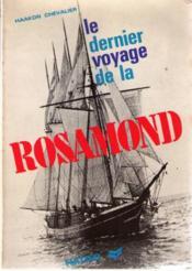 Le dernier voyage de la rosamond - Couverture - Format classique