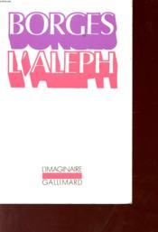 L'aleph - Couverture - Format classique