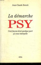 La Demarche Psy - Couverture - Format classique