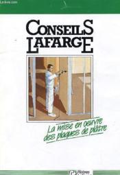 Lot D'Un Catalogue - Conseils Lafarges Et De 4 Brochures Diverses - Tuiles Romane - Stradal - Couverture - Format classique