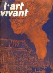 Chroniques De L'Art Vivant N°26 - Couverture - Format classique