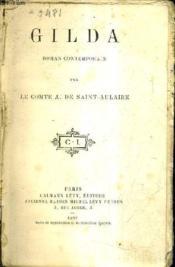 Gilda - Roman Contemporain. - Couverture - Format classique