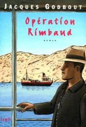 Opération Rimbaud - Couverture - Format classique