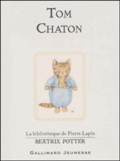 Tom Chaton ; Noisette l'écureuil - Couverture - Format classique