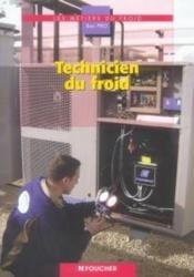 Technicien du froid - Couverture - Format classique