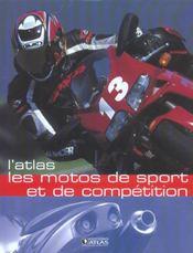L'Atlas Les Motos De Sport Et De Competition - Intérieur - Format classique