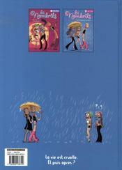 Les nombrils T.2 ; sale temps pour les moches - 4ème de couverture - Format classique