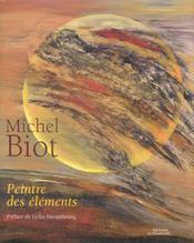 Michel biot peintre des elements - Intérieur - Format classique