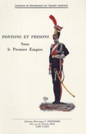 Pontons et prisons sous le premier empire - Couverture - Format classique