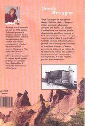 Une de Breugne ; Rustrel, Colorado provençal - 4ème de couverture - Format classique