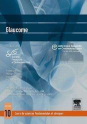 Glaucome - Couverture - Format classique