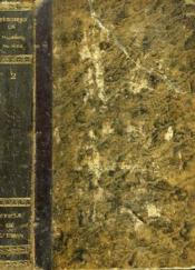 LES HISTORIETTES DE TALLEMANT DES REAUX. MEMOIRES POUR SERVIR A L'HISTOIRE DU XVIIe SIECLE. TOME II. - Couverture - Format classique