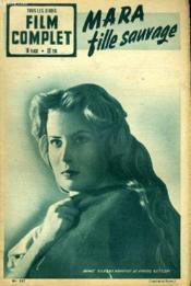 Tous Les Jeudis - Film Complet N° 337 - Mara Fille Sauvage - Couverture - Format classique