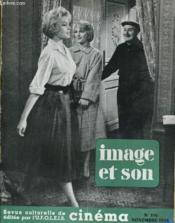 REVUE DE CINEMA - IMAGE ET SON N° 116 - LES FILMS NOUVEAUX (LES AMANTS, CPW-BOY, LA DEESSE, etc.) - Couverture - Format classique
