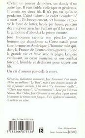Il Avait Dans Le Coeur Des Jardins Intouvables - 4ème de couverture - Format classique