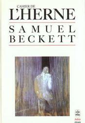 Samuel Beckett - Intérieur - Format classique