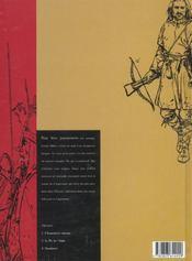 Shane t.3 ; simulacres - 4ème de couverture - Format classique