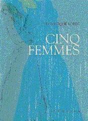Cinq Femmes - Couverture - Format classique