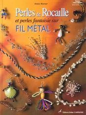 Perles De Rocaille Sur Fil Metal - Intérieur - Format classique