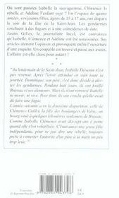 Les disparues de la Saint-Jean - 4ème de couverture - Format classique