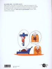 Les Oreilles Sales (Reed.) - 4ème de couverture - Format classique