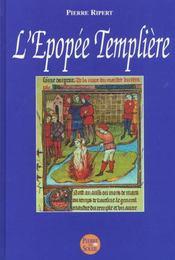 L'Epopee Templiere - Intérieur - Format classique