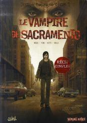 Le vampire de Sacramento - Intérieur - Format classique