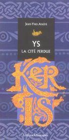 Ys La Cite Perdue - Intérieur - Format classique