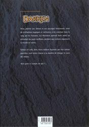 Les Yeux De Cristal - 4ème de couverture - Format classique