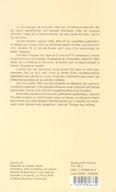 En Suivant Un Cavalier De La Grande Armee ; Memoires - 4ème de couverture - Format classique