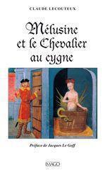 Melusine et le chevalier au cygne - Couverture - Format classique