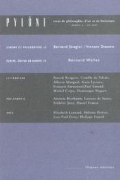 Revue Pylone N.4 - Couverture - Format classique