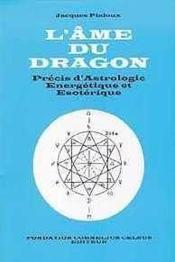Ame du dragon - astrologie energetique - Couverture - Format classique