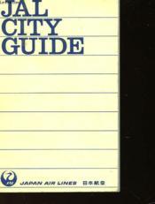 Jal City Guide - Couverture - Format classique
