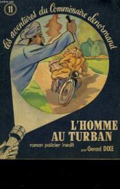 L'Homme Au Turban - N°11 - Couverture - Format classique