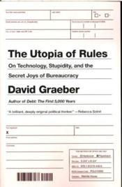 Bureaucracy - Couverture - Format classique