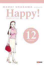 Happy ! édition de luxe T.12 ; go ahead !!! - Couverture - Format classique