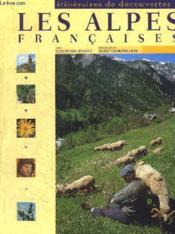 Les alpes francaises - Couverture - Format classique