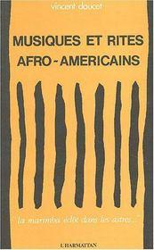 Musiques et rites afro-américains - Intérieur - Format classique