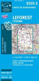 Leforest ; Cysoing - Couverture - Format classique