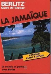 La Jamaïque - Couverture - Format classique