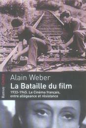 1933-1945, le cinéma français - Intérieur - Format classique