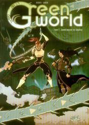 Greenworld t.1 ; quand meurent les Cébyllins - Intérieur - Format classique
