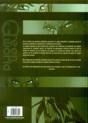 Greenworld t.1 ; quand meurent les Cébyllins - 4ème de couverture - Format classique